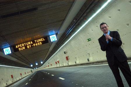 Los radares subterráneos de la M-30 tirarán multas en serio a partir del lunes