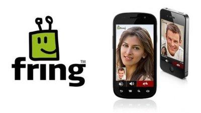 Fring se actualiza y da la bienvenida a Nexus S