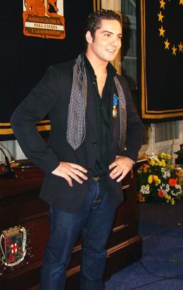 Bisbal, medallista de oro