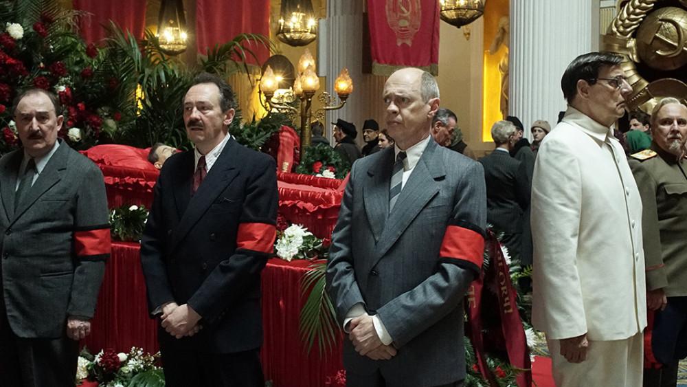 Funeral Muerte Stalin
