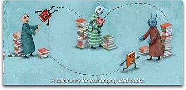 Bookmooch, para intercambiar libros