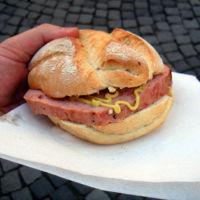 Fleischkäse (Munich)