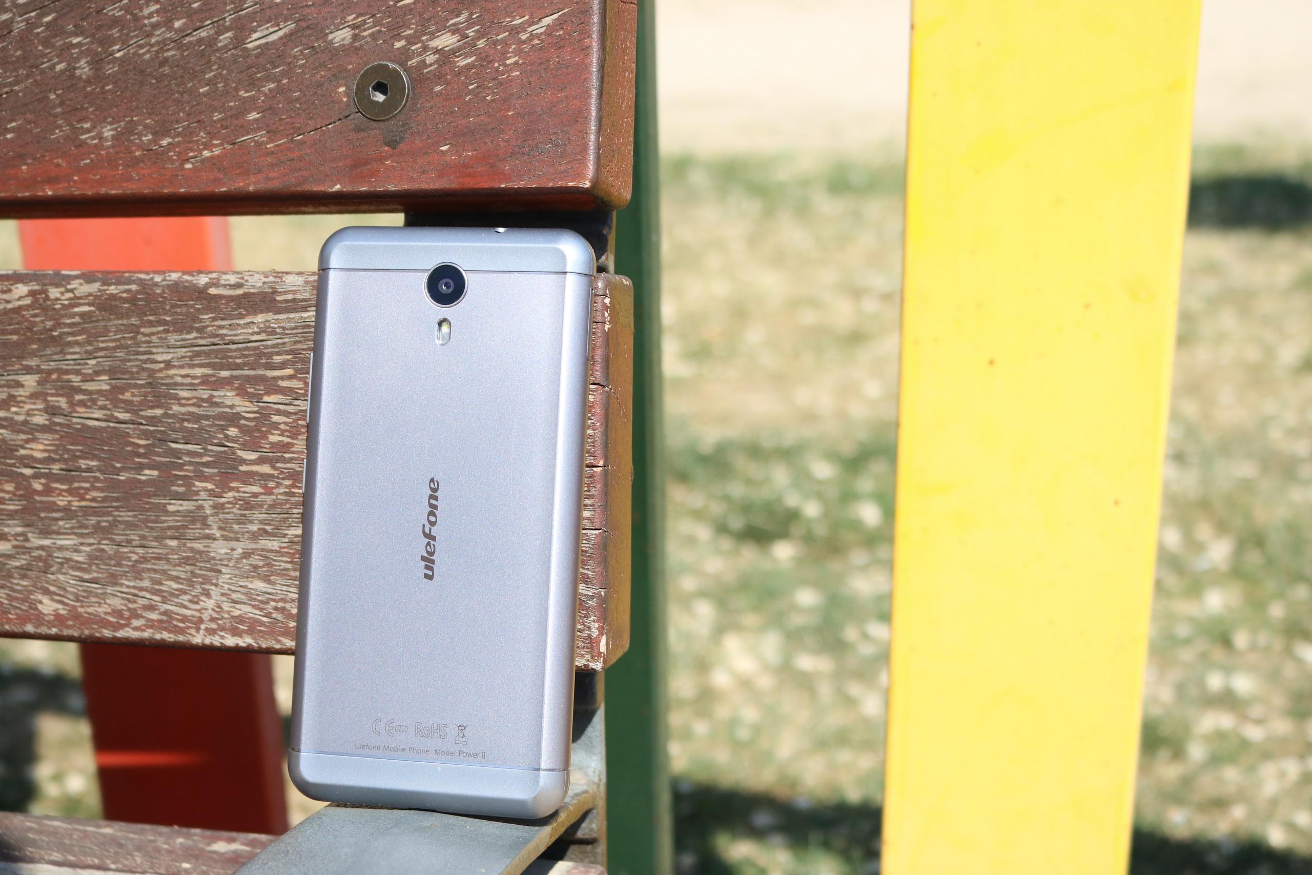Foto de Diseño Ulefone Power 2 (1/14)