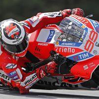 """Jorge Lorenzo sobre el nuevo carenado de Ducati: """"Me da más confianza, favorece mi estilo, puedo ser más rápido"""""""