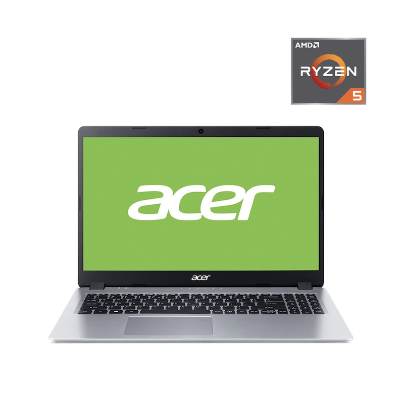 Portatil Acer Aspire 5, AMD Ryzen 5, 16GB, 1TB SSD