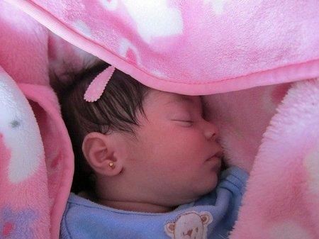 La foto de tu bebé: cálidos sueños de Rosario