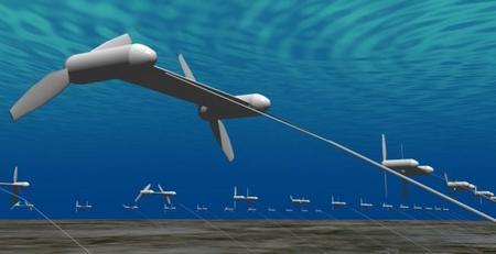 Obtener energía de las corrientes oceánicas, la meta de Toshiba e IHI