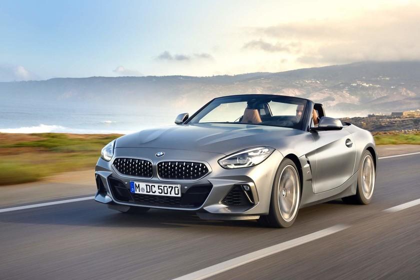 84 fotos para que conozcas cada detalle del nuevo BMW Z4 M40i 2019