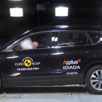 Cinco estrellas para Alfa Romeo Giulia, SEAT Ateca y Volkswagen Tiguan en Euro NCAP