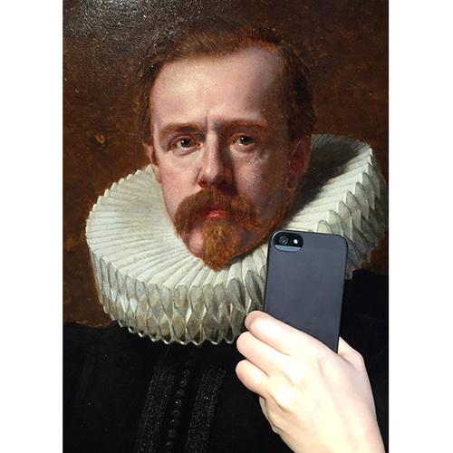 Selfies de Cuadros