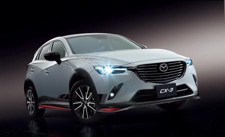 Mazda lanza nuevos accesorios para CX-5 y CX-3, pero sólo si vives en Inglaterra
