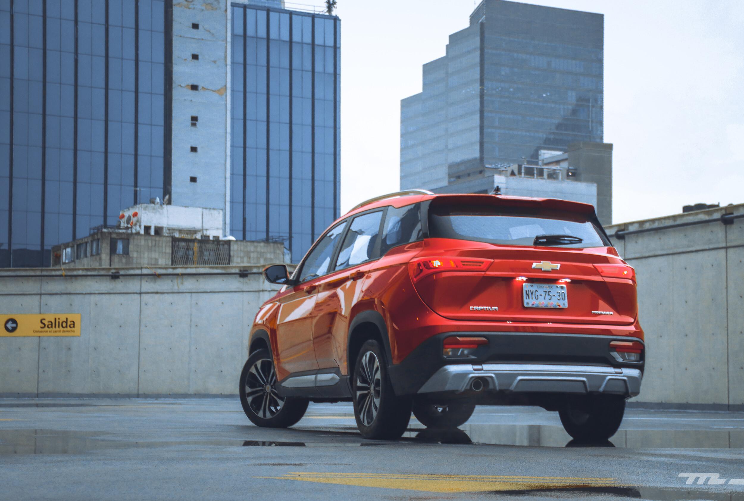 Foto de Chevrolet Captiva 2022 (8/54)