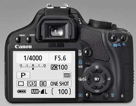 Canon EOS 450D 2