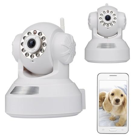 Oferta Flash: Cámara de vigilancia para bebes, mascotas...por sólo 41,99€ y envío gratis
