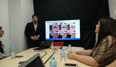 Presentación de Sony