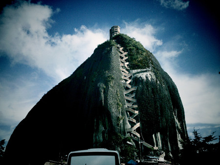 La Piedra Del Penol Colombia 2