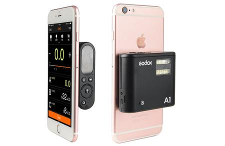 Godox A1, un flash y disparador remoto que controlaremos desde el móvil