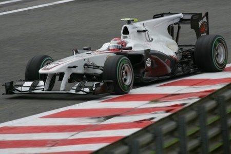 Sauber también reconsidera utilizar el F-duct en Monza
