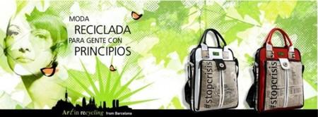 RUW Bolsos Reciclados #stopcrisis
