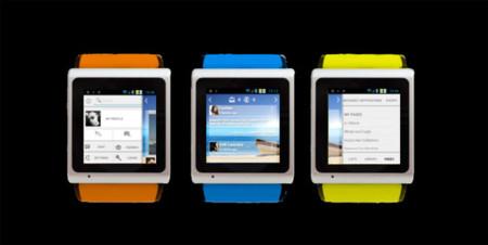 A.I Watch: ¿para qué queremos un smartwatch cuándo podemos llevar un smartphone en la muñeca?