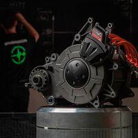 El nuevo motor eléctrico de Energica pesa 10 kg menos, consume un 10% menos y genera 169 CV