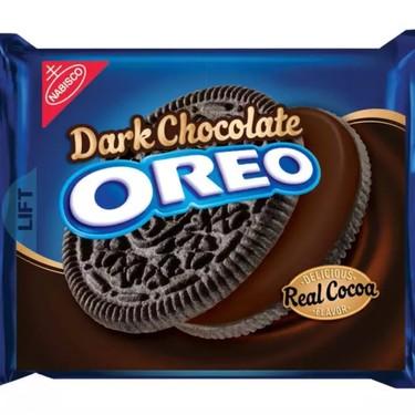 Oreos con crema de chocolate amargo: el último lanzamiento de Nabisco para este 2018