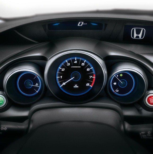 Honda Civic 2012 Pantalla i-Mid