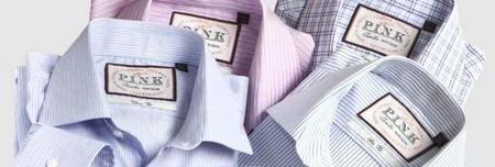 """""""Non Iron Shirt"""": La camisa de Thomas Pink que no necesita plancharse"""
