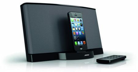 Bose actualiza su SoundDock a Lightning
