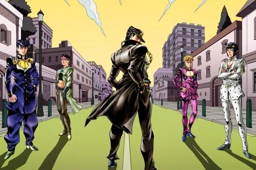 JoJo's Bizarre Adventure: Last Survivor, el disparatado Battle Royale basado en el manganime de culto