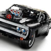 Lego lanza el Dodge Charger R/T de Toretto como el nuevo set de la línea Technic