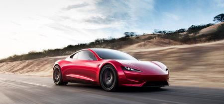 ¡Suena a mentira! El nuevo Tesla Roadster tiene 7,375 lb-pie y llega a 100 km/h en 1.97 s