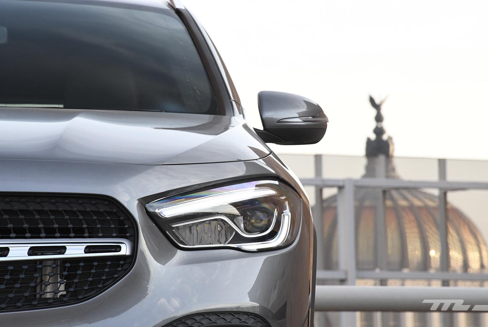 Mercedes-Benz GLA 200 (prueba)
