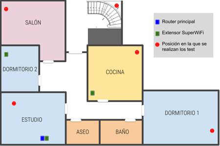 Mapa Piso Con Vodafone Super Wifi 1