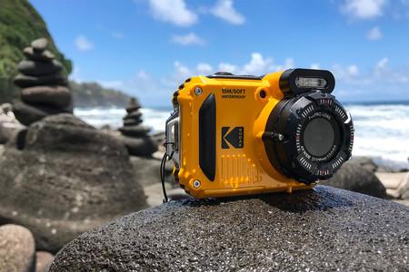 Kodak PIXPRO WPZ2: La nueva compacta sumergible de la K llega para las vísperas de festividades
