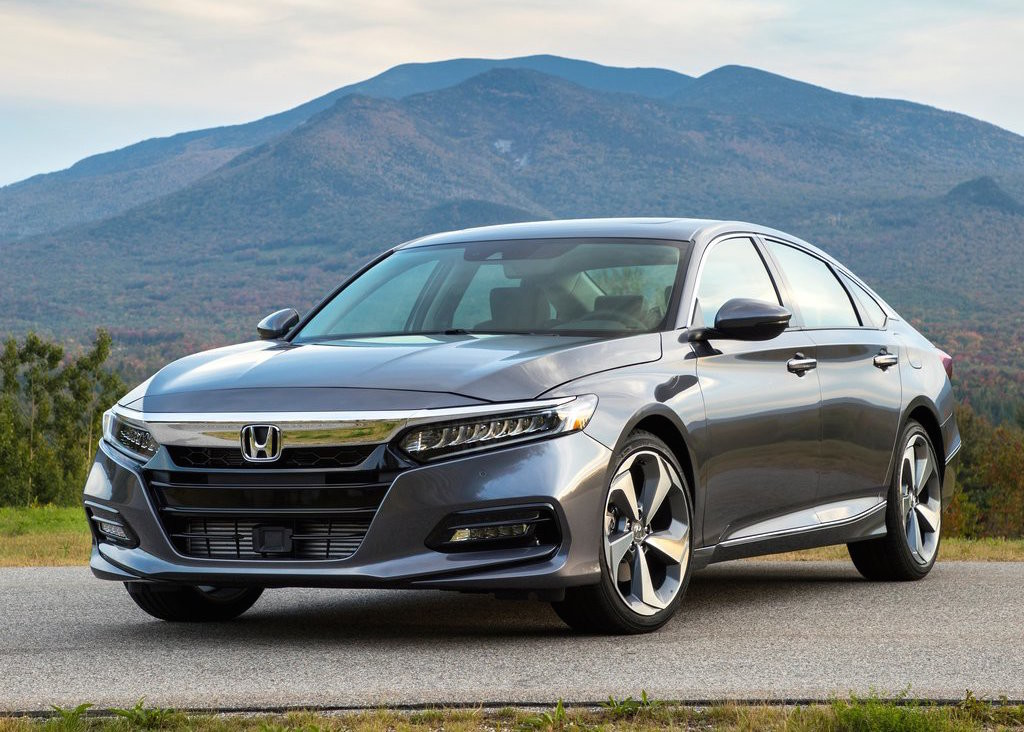 Foto de Honda Accord Touring 2.0T 2018 (1/18)