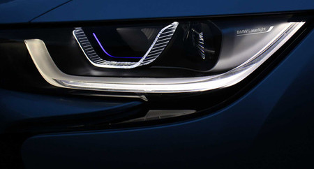 Si quieres un BMW i8 con luces láser, prepara la cartera, porque no son baratas