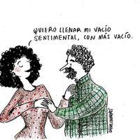 Daniella Martí, la ilustradora que retrata nuestras miserias y vergüenzas