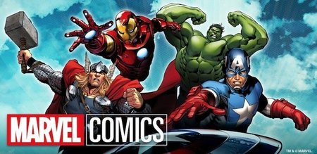 Marvel en Android