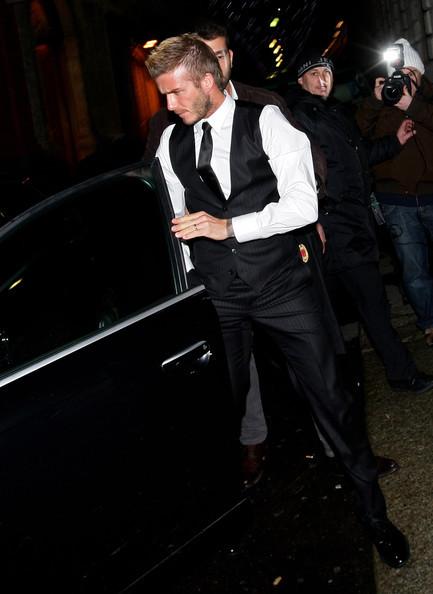 Foto de David Beckham con el nuevo tupé: trucos para ocultar las entradas y la caída del pelo (9/19)