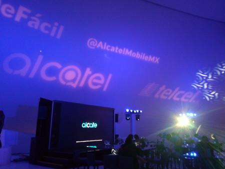 Cámara trasera Alcatel 3c