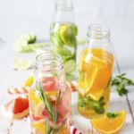Aguas de verano. Cómo recibir a tus invitados con aguas especiales