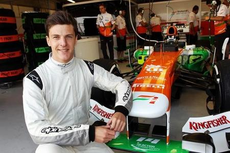 James Calado, cerca de convertirse en piloto reserva de Force India