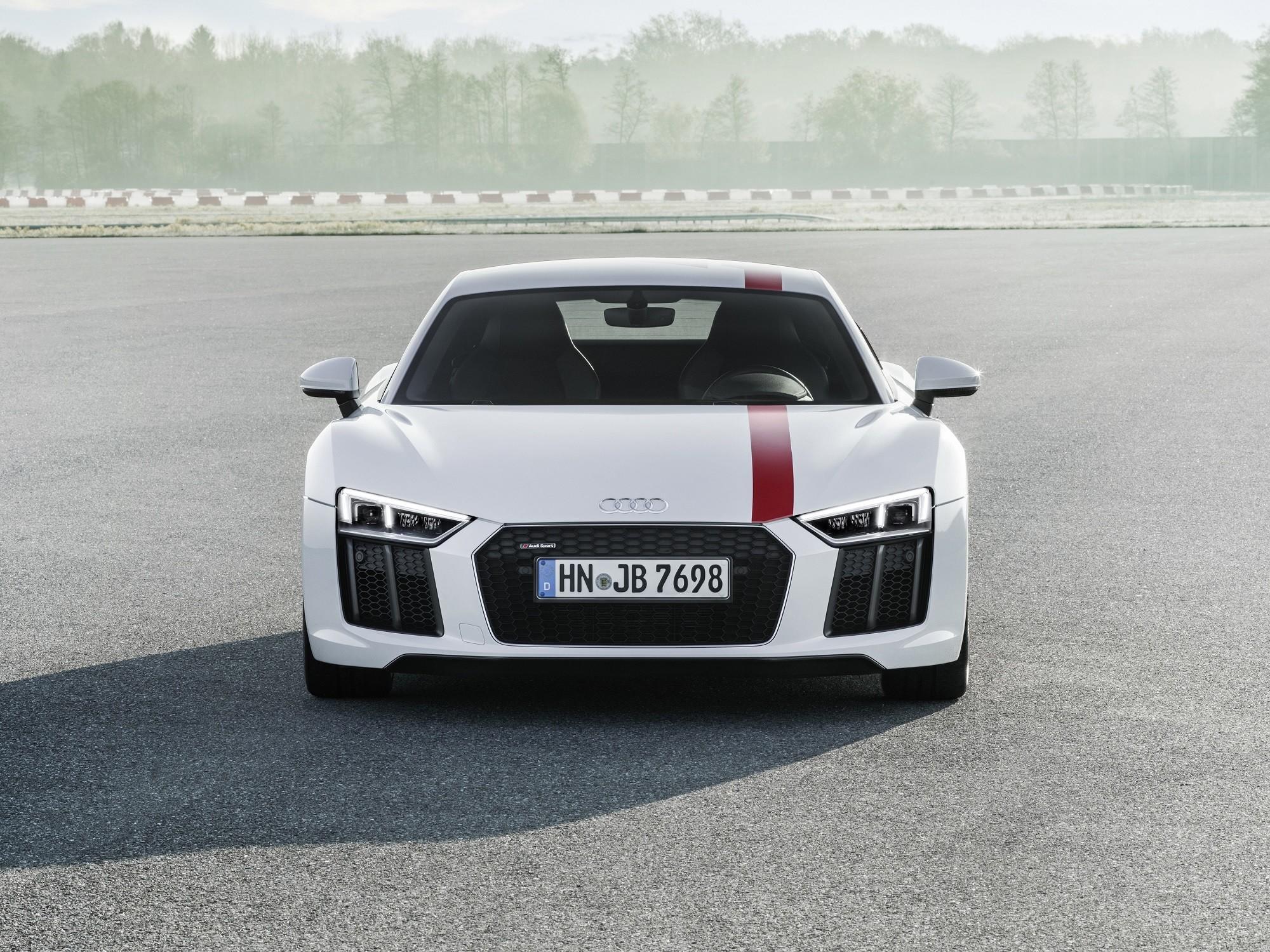 Foto de Audi R8 RWS (8/16)