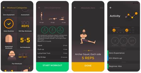 We're working out: la app oficial de Al Kavadlo para entrenar calistenia en cualquier sitio