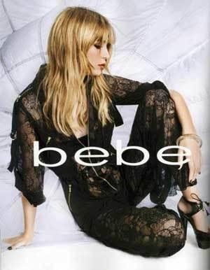 Bebe s/s 2007