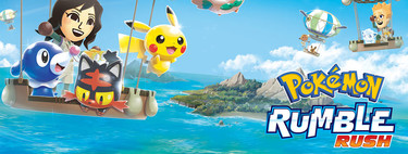 Probamos Pokémon Rumble Rush: el nuevo juego de acción del que ya puedes descargar su APK