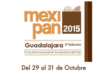 Mexipan Guadalajara 2015, panadería, repostería, chocolatería y helados en un solo lugar