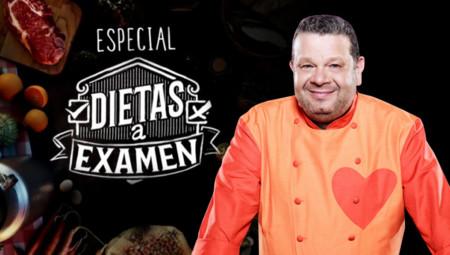"""Examinamos con lupa a Chicote y sus """"Dietas a examen"""""""