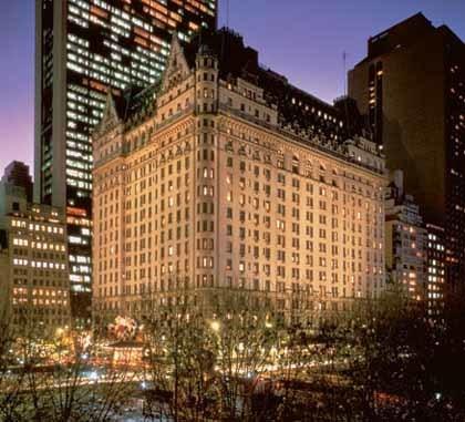 The Plaza reabre en Nueva York